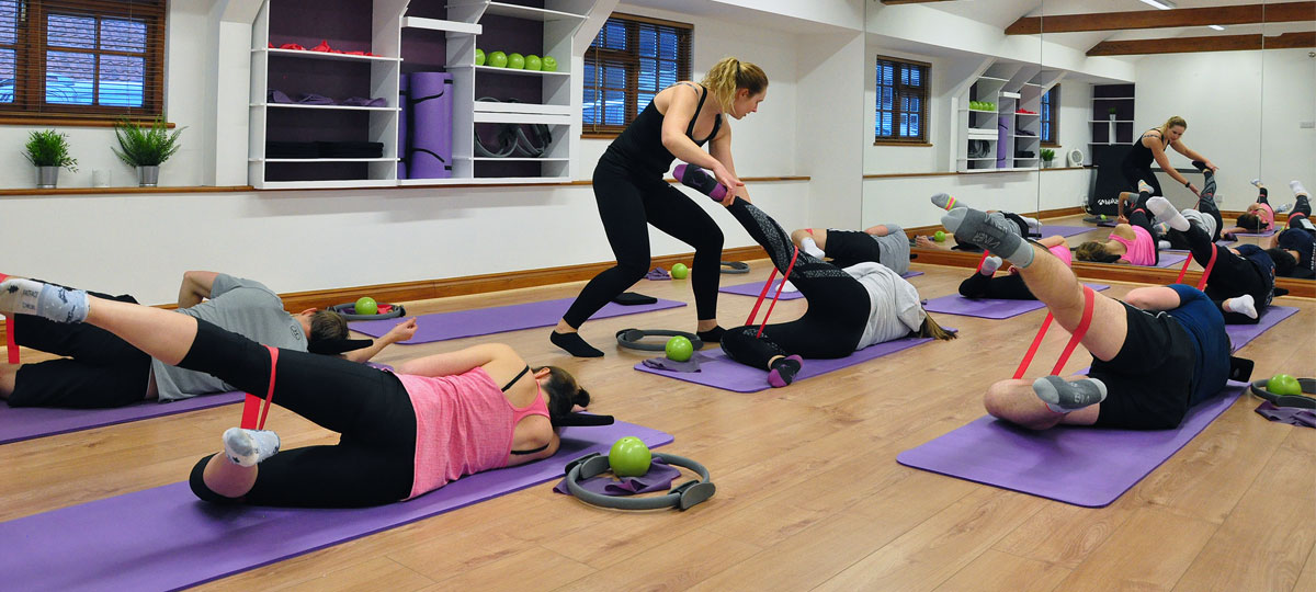 Pilates Classes in Orsett Essex